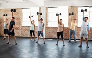 Weight Training Classes Cork