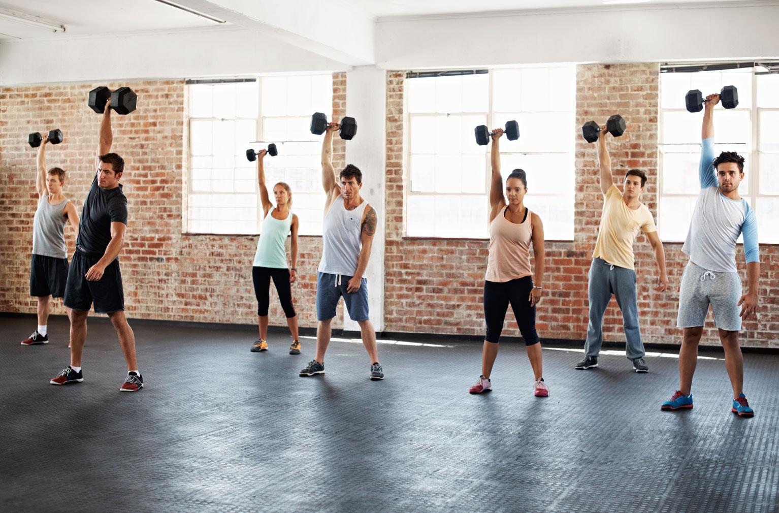 Weight Training Classes Cork